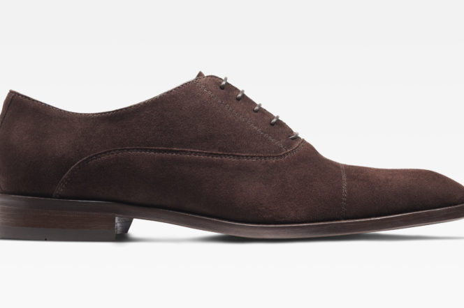 Sons of London reinvent their 5 key styles in suede