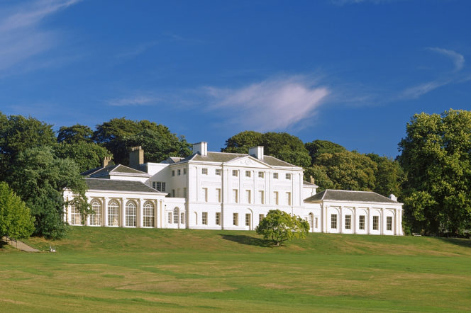 Kenwood House in Hampstead London