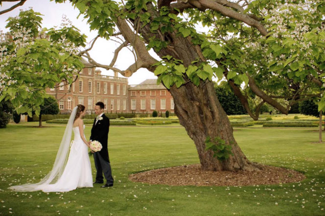 5 of Britain's grandest stately homes for weddings