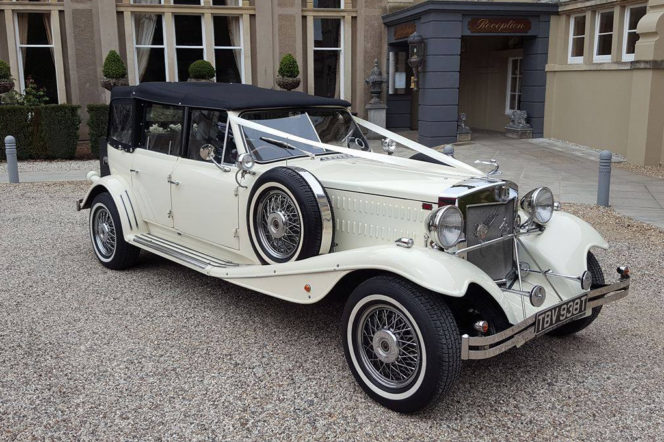 Wedding Car - The Best Ones for your wedding