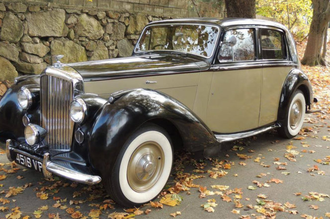 The Best Clic Cars For Your Wedding Gentleman S Journal
