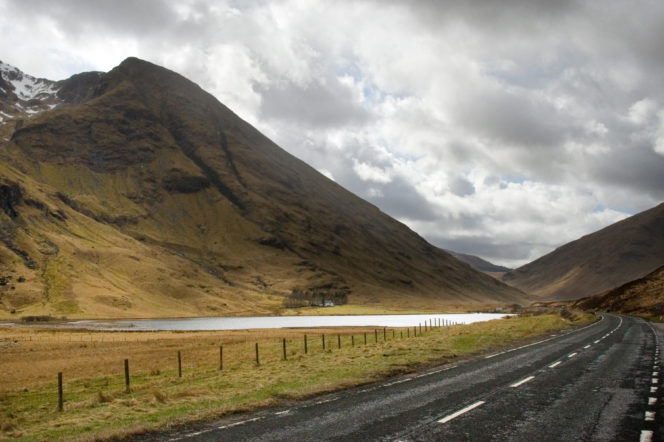 The best driving roads in the UK