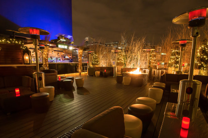 Spend your summer in London's best rooftop bars