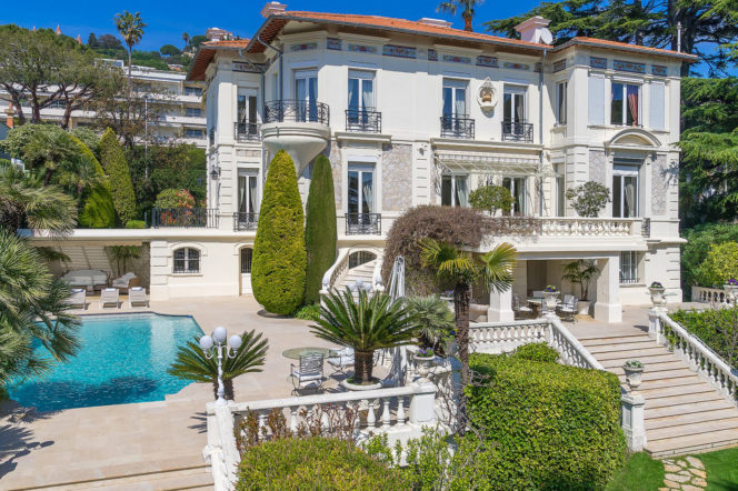 Property of the Week: Private Cannes Mansion