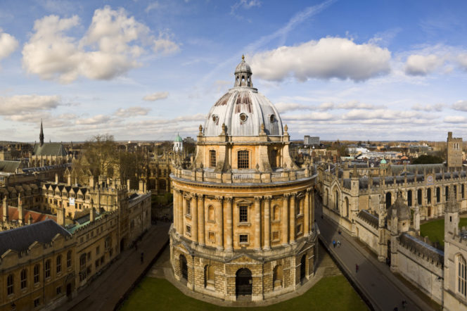 Blue Blood: a history of the world-famous Oxbridge rivalry
