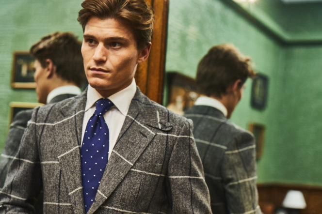 Oliver Cheshire for Gentleman's Journal shot by Adam Fussell