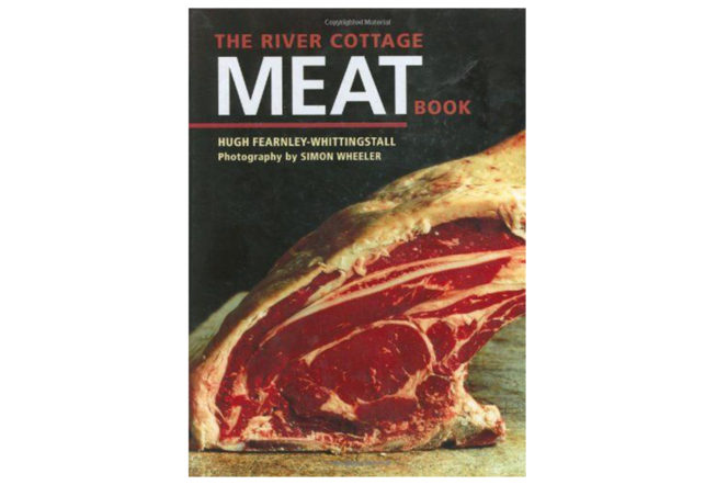The River Cottage Meat Book cover