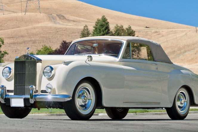 The 5 best classic cars for your wedding