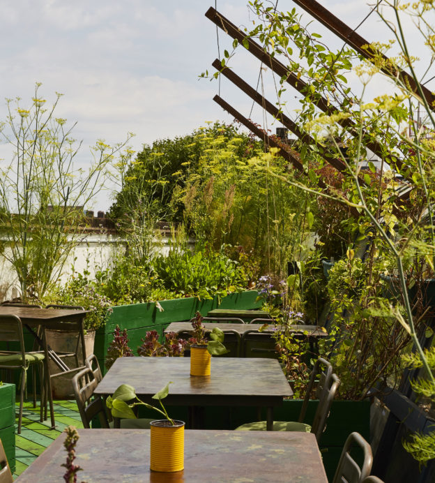 Drink up at the very best of London's rooftop bars