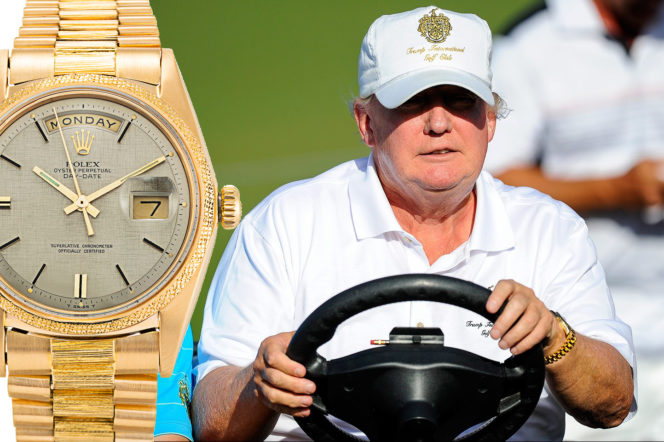 The Watches Worn By The World S Most Powerful Men The Gentleman S Journal