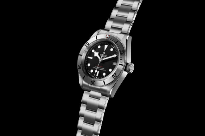Introducing: Tudor's latest additions to the Heritage Black Bay family