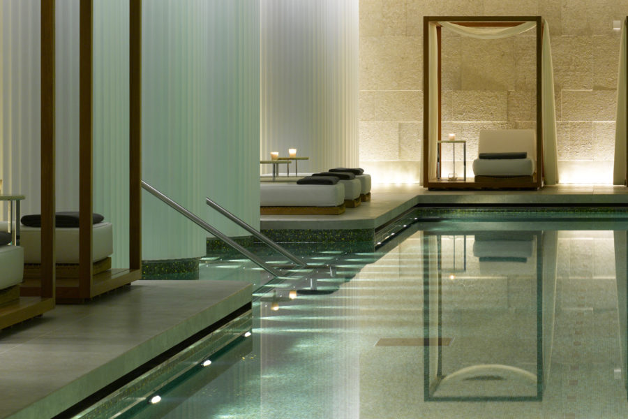bulgari hotel and spa residences swimming pool