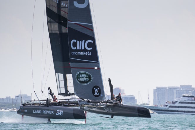 Can Britain really win the America's Cup this year?