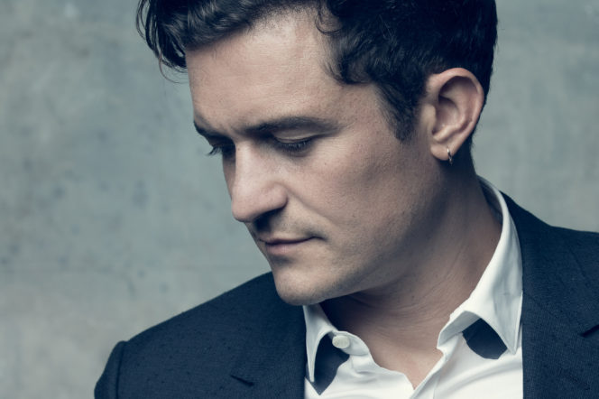 """Orlando Bloom: """"We can't allow terrorism to rule our lives, we may as well give up otherwise"""""""