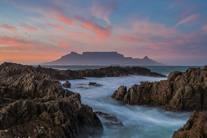 Table Mountain by Brendon Wainwright