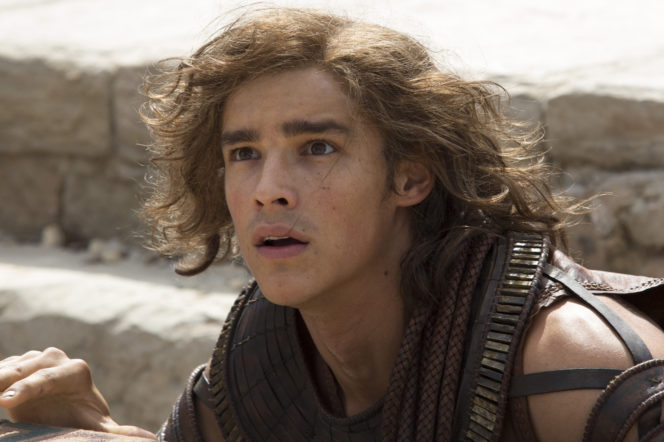 "Brenton Thwaites: ""From the moment I got my hands on the script I was hooked"""
