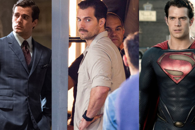 Can Henry Cavill save the moustache?