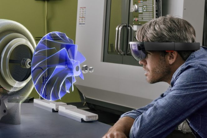 Hololens Manufacturing