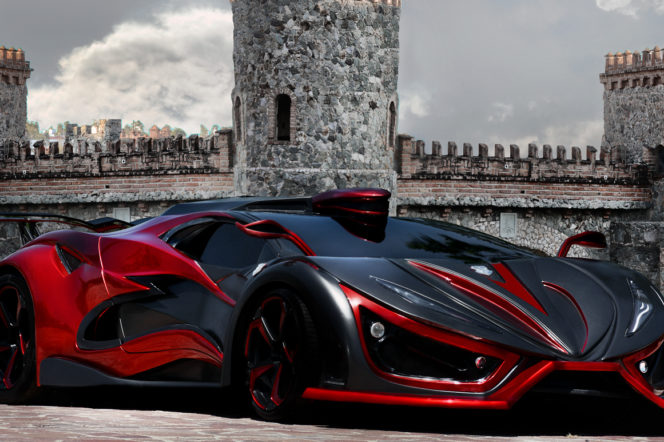 Could this Mexican 'megacar' be the most incredible car on earth?