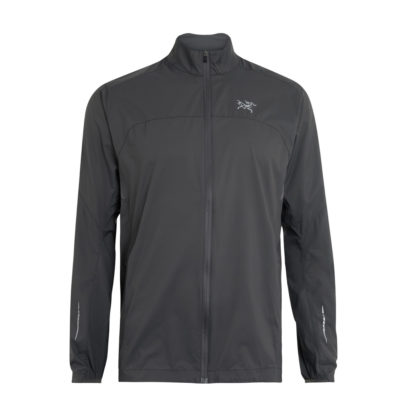 ARC'TERYX grey fitness jacket