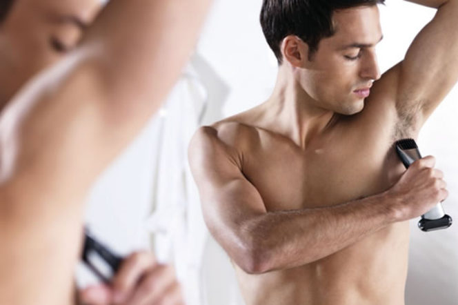 A gentleman's guide to manscaping
