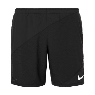 Nike black gym fitness shorts
