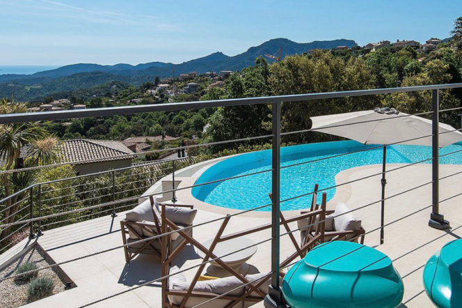 Property of the Week: French ocean-view villa