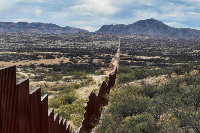 Has Trump's Mexican wall crumbled?