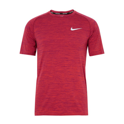 nike gym t-shirt men red