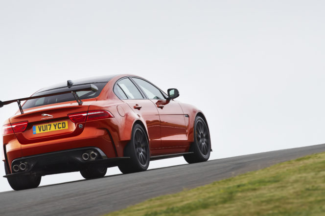 Jaguar reveal their fastest road car yet