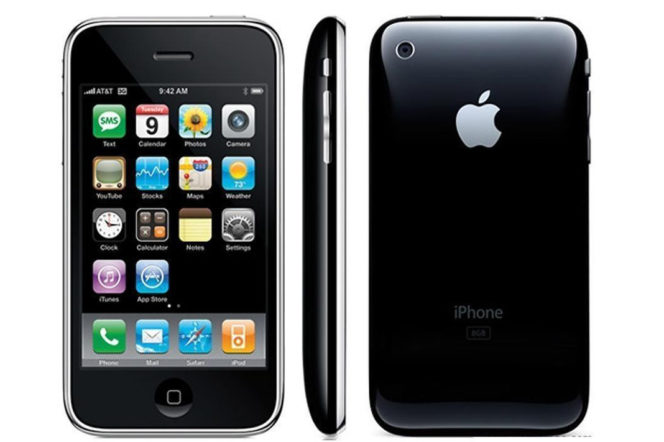 The iPhone at 10 years old: A visual history
