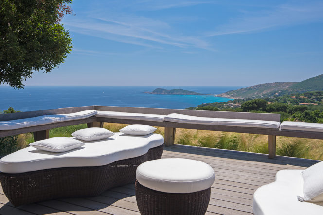 Property of the Week: Sumptuous sea-view villa