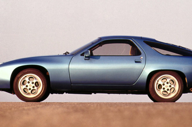 10 of the most beautiful Porsches