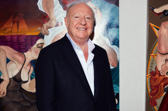 Is Jose Eisenberg the world's greatest art collector?