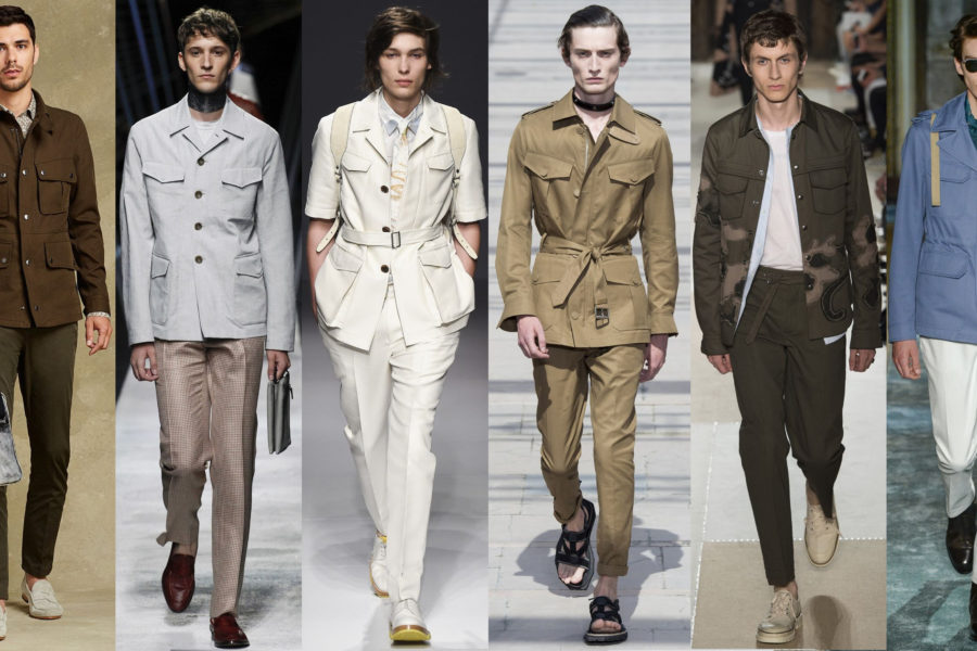 The Return Of The Safari Jacket The Gentleman S Journal