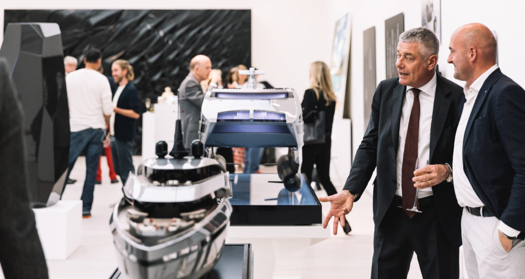 Diary: The inaugural SuperYacht Gallery London