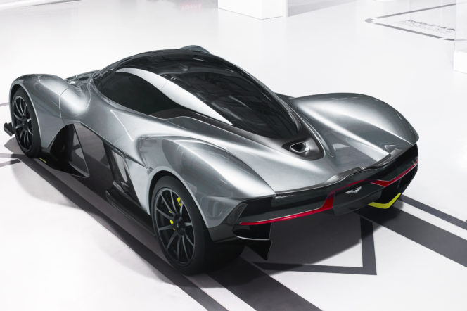 Introducing the Aston Martin Valkyrie: The greatest hypercar ever?