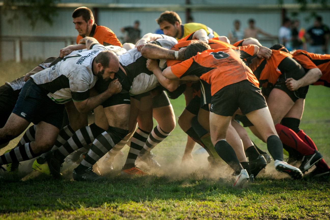 Here's how to build the body of an elite rugby player