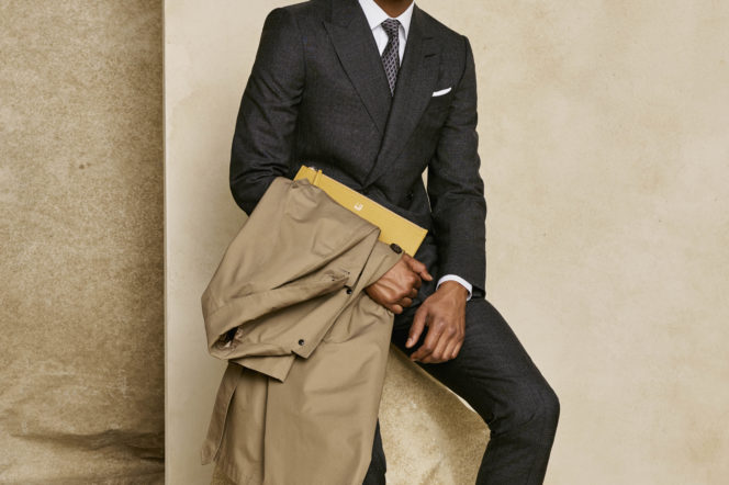 London Fashion Week Men's: dunhill continue to innovate