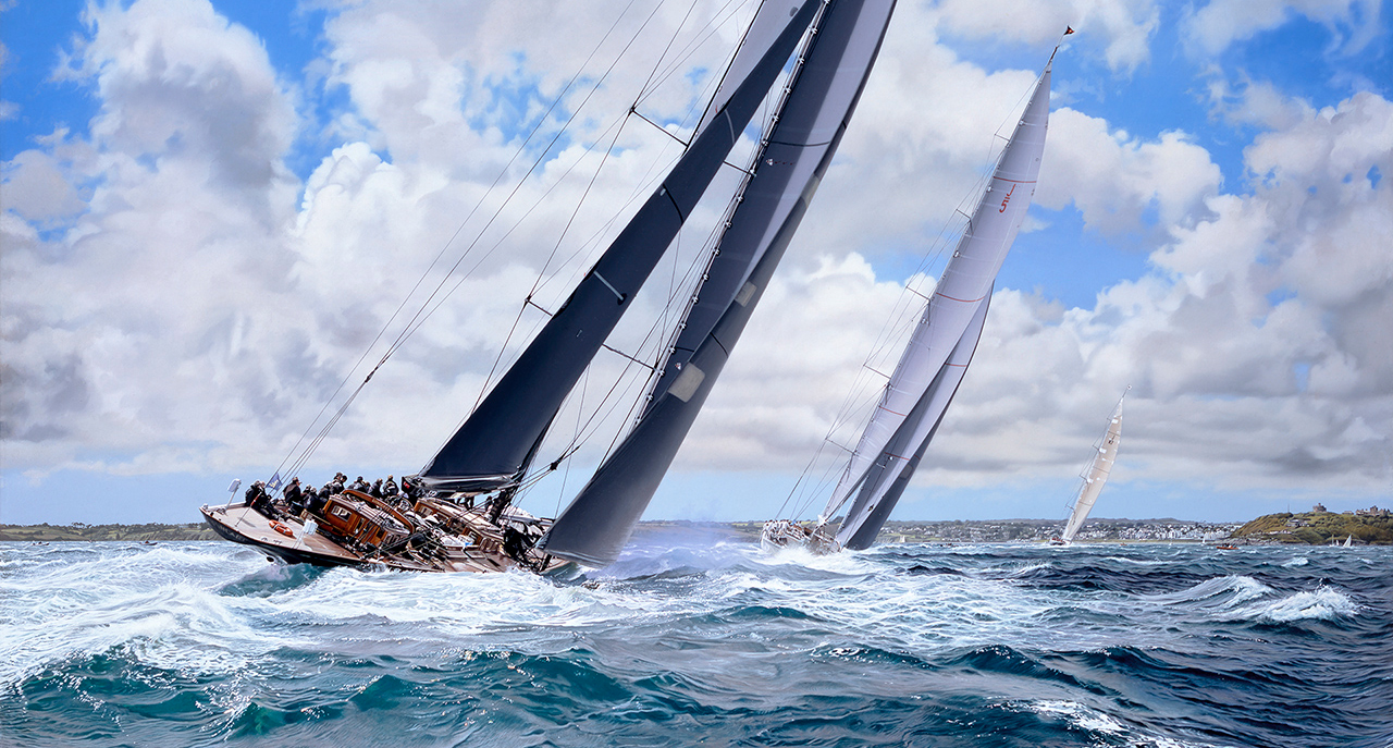 Is J Class Yacht Racing The Most Expensive Hobby The