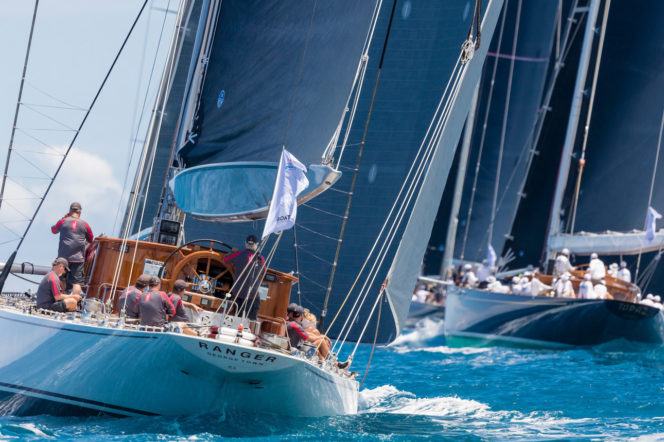 Could J-Class yacht racing be the most expensive hobby on earth?