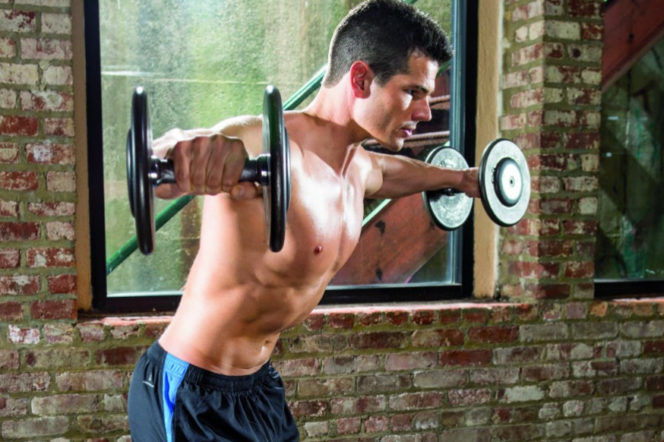 Build a beach body with Matt Roberts: Week 5 – Shoulders