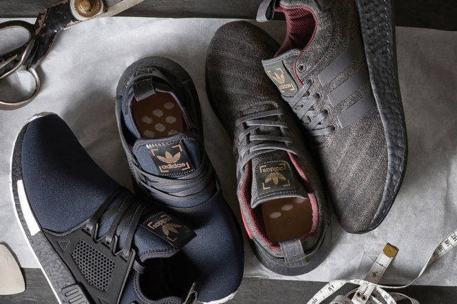 Henry Poole x Adidas unveil the latest Savile Row sneakers
