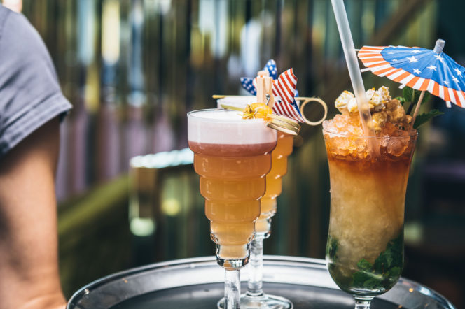 The best places to celebrate the 4th of July in London