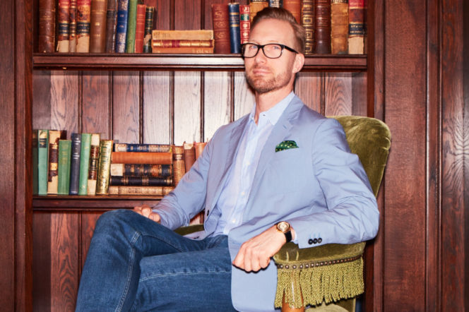 Meet Martin Brudnizki: Britain's best interior designer?