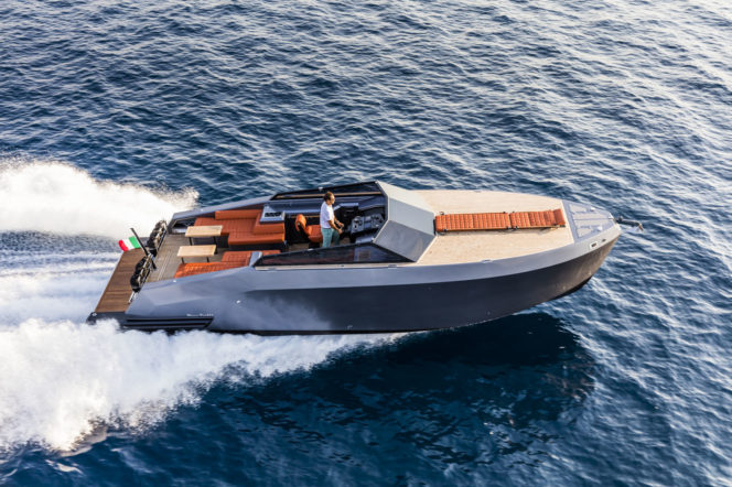 Wishlist: Mazu Thirtyeight Yacht