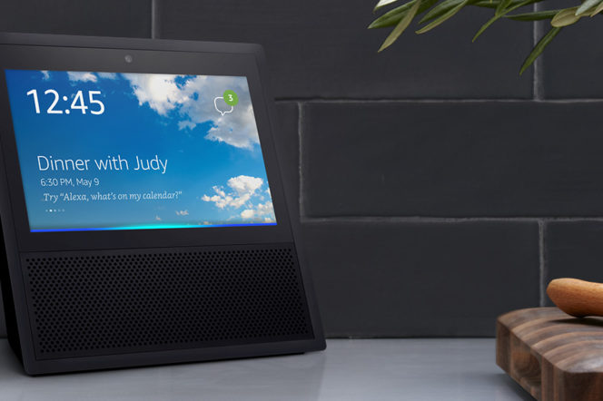 Amazon Echo Show smart speaker