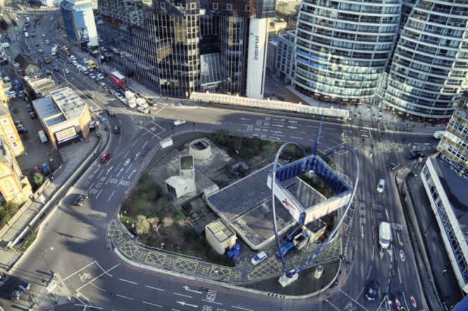 East London Tech City | Silicon Roundabout