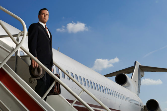 Travel tips: How to fly like a gentleman