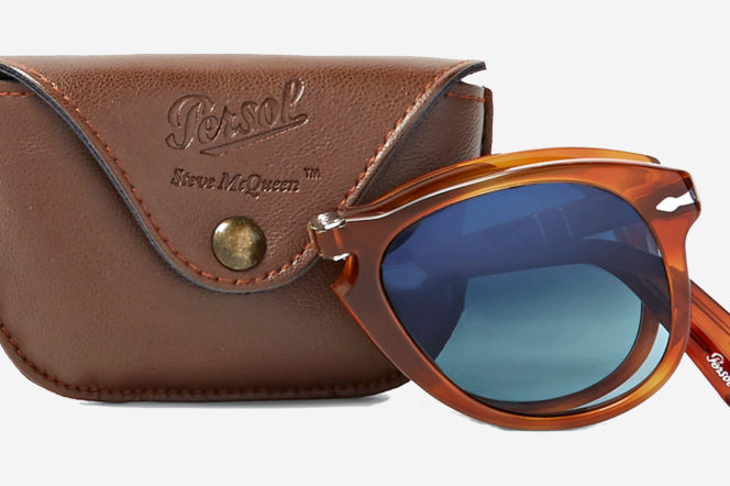 The Pick  Steve McQueen s Persol Sunglasses   Gentleman s Journal 2a79027b8a83
